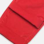 Мужские брюки Velour Adan Chino Bottle Faded Red фото- 4