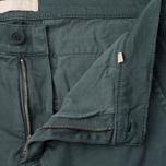 Мужские брюки Velour Adan Chino Bottle Green фото- 2