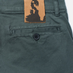 Мужские брюки Velour Adan Chino Bottle Green фото- 3