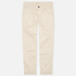 Velour Adan Chino Men's Trousers Light Grey photo- 0