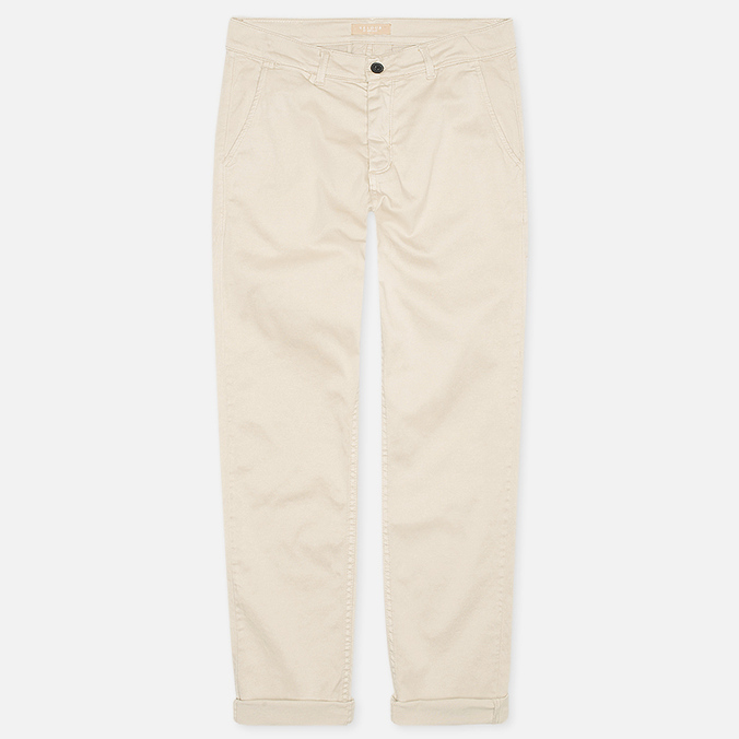 Velour Adan Chino Men's Trousers Light Grey