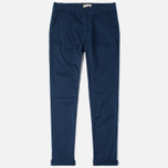 Мужские брюки Velour Adan Chino Soft Blue фото- 0