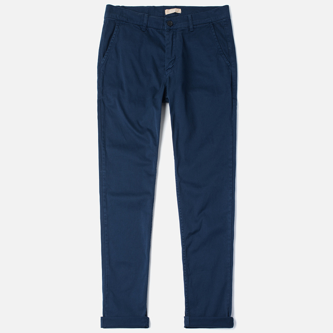 Мужские брюки Velour Adan Chino Soft Blue