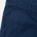 Мужские брюки Velour Adan Chino Navy фото- 1
