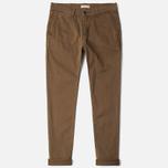 Мужские брюки Velour Adan Chino Spring Time Brown фото- 0