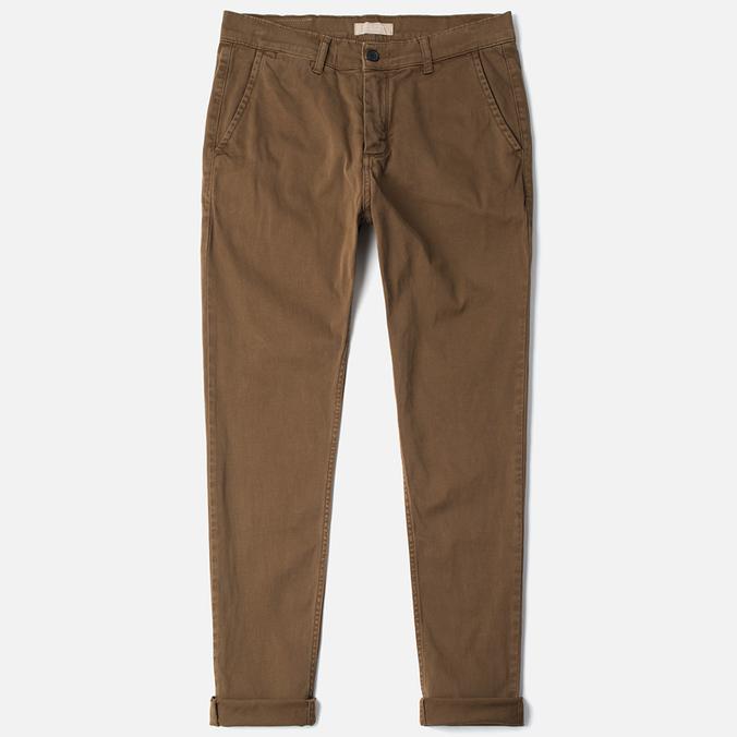 Мужские брюки Velour Adan Chino Spring Time Brown