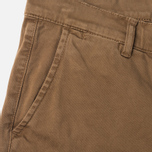 Velour Adan Chino Men`s Trousers Spring Time Brown photo- 1