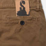 Velour Adan Chino Men`s Trousers Spring Time Brown photo- 3