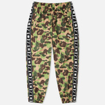 Брюки Puma x Bape Training Camo Green фото- 0