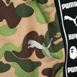 Брюки Puma x Bape Training Camo Green фото- 4