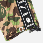 Брюки Puma x Bape Training Camo Green фото- 3