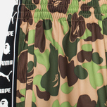 Брюки Puma x Bape Training Camo Green фото- 1