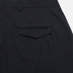 Женские брюки YMC Lightweight Herringbone Twill Chino Navy фото- 1