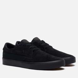 Мужские кроссовки Nike SB Shane O'Neill Black/Black/Black/Black