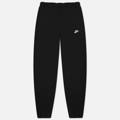 Мужские брюки Nike Club Fleece BB Black/Black/White