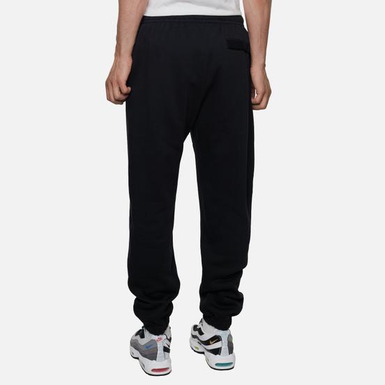 Мужские брюки Nike Club Fleece BB Black/Black/White