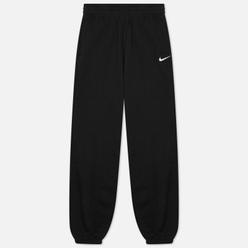Женские брюки Nike Essential Collection Fleece Black/White