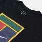 Мужская футболка Nike Court Black фото - 1