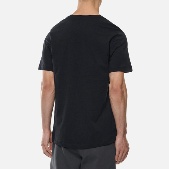Мужская футболка Nike Court Black