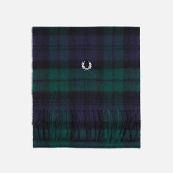 Шарф Fred Perry Black Watch Tartan Ivy
