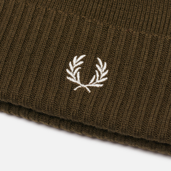 Шапка Fred Perry Roll Up Iris Leaf