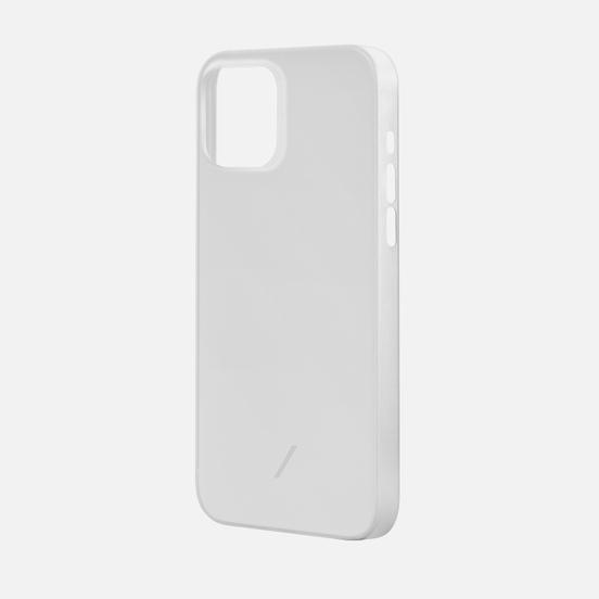 Чехол Native Union Clic Air iPhone 12 Pro Max Clear