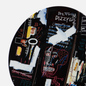 Тарелка Ligne Blanche Jean-Michel Basquiat Horn Players Black Large фото - 2
