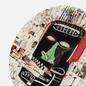 Тарелка Ligne Blanche Jean-Michel Basquiat Glenn White Large фото - 2
