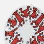 Тарелка Ligne Blanche Keith Haring Red On White Medium фото - 2