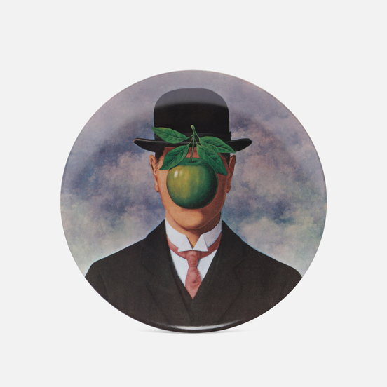 Тарелка Ligne Blanche Rene Magritte La Grande Guerre Medium