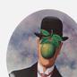 Тарелка Ligne Blanche Rene Magritte La Grande Guerre Medium фото - 2