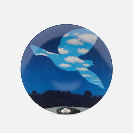 Тарелка Ligne Blanche Rene Magritte Le Retour Medium