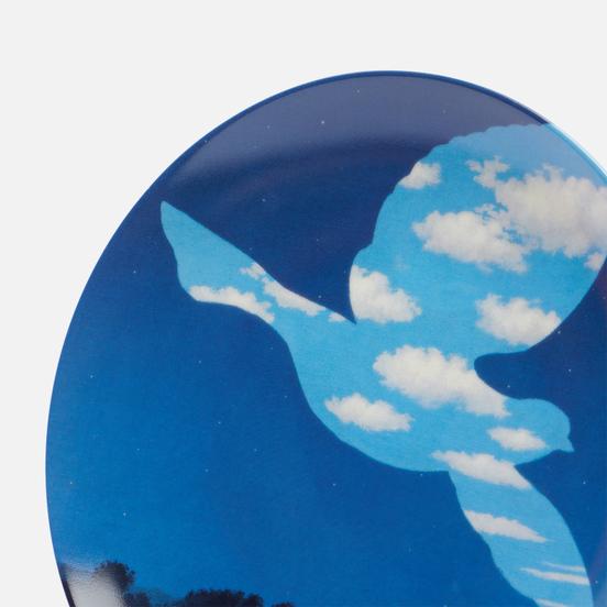 Тарелка Ligne Blanche Rene Magritte Le Retour Large