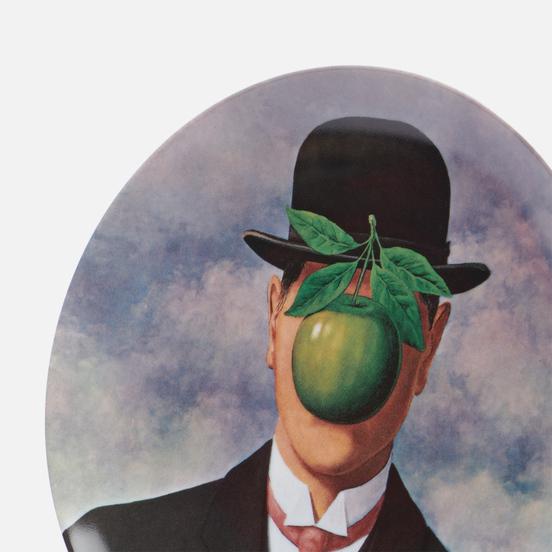 Тарелка Ligne Blanche Rene Magritte La Grande Guerre Large