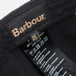 Barbour Cascade Sports Cap Black photo- 5