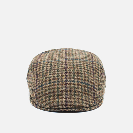 Кепка Barbour Crieff Cap Sage/Olive Check