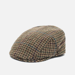 Кепка Barbour Crieff Cap Sage/Olive Check photo- 1