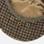 Кепка Barbour Crieff Cap Sage/Olive Check photo- 3