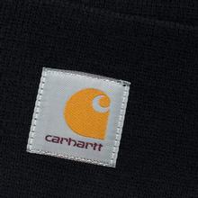 Шапка Carhartt WIP Acrylic Watch Black фото- 1