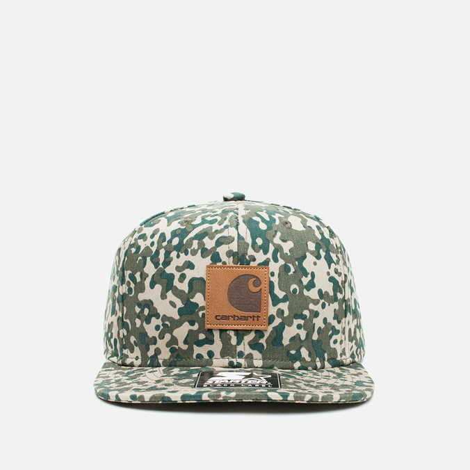 Кепка Carhartt WIP x Starter Logo Dexter Twill Camo Stain Leaf