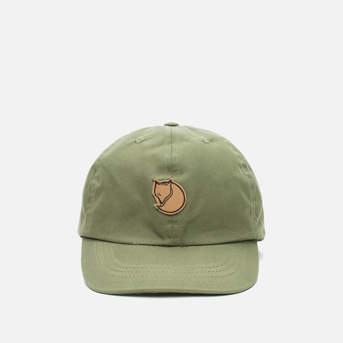 Детская кепка Fjallraven Helags Junior Green