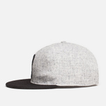 Мужская кепка Ebbets Field Flannels x Brandshop Ball Cap Black/Grey фото- 2
