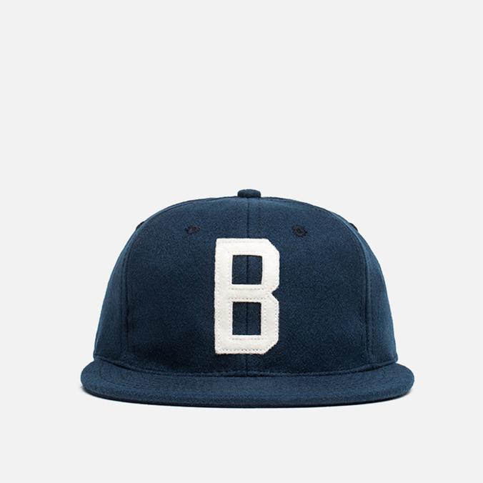 Мужская кепка Ebbets Field Flannels x Brandshop Ball Cap Navy