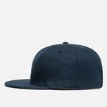 Мужская кепка Ebbets Field Flannels x Brandshop Ball Cap Navy фото- 2