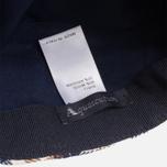 Детская кепка Aquascutum Flat Navy/Vicuna фото- 5