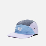 Кепка Kommon Universe Galactic 5 Panel Blue/Lilac/Grey фото- 1