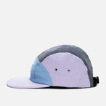 Кепка Kommon Universe Galactic 5 Panel Blue/Lilac/Grey фото- 2