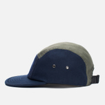 Кепка Kommon Universe Global 5 Panel Navy/Grey/Olive фото- 2