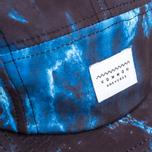 Кепка Kommon Universe Marble 5 Panel Navy фото- 3