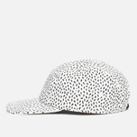 Lacoste Live 5-Panel Printed Cap Flour/Black photo- 2